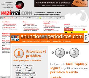 Migración Maimai.com