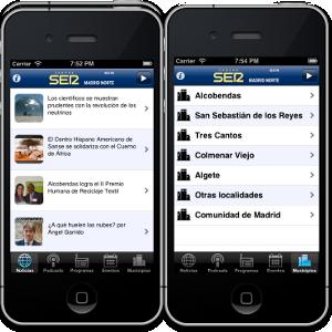 RadioEstudio - Aplicaciones iOS