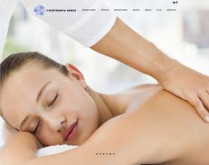 Web Fisioterapia Neros